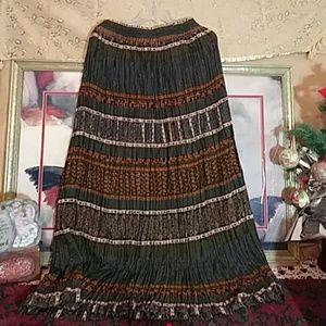Stonebridge maxi skirt
