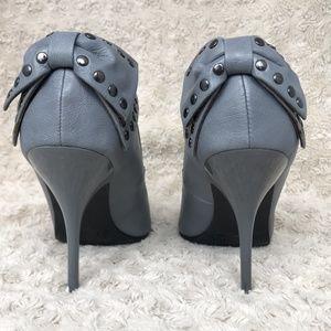Stilettos with Studded Bow