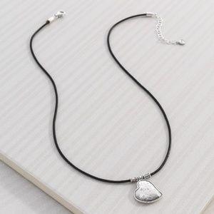 NEW SILPADA HEART NECKLACE