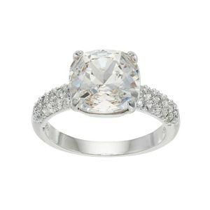 Swarovski Crystals Ring