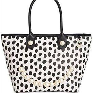 Betsey Johnson tote handbag