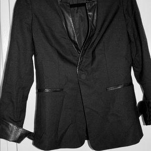 Rachel Zoe Women's Black Blazer