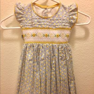Other - Toddler embroidered dress