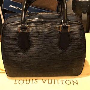 Authentic Louis Vuitton Vintage Epi Speedy Bag