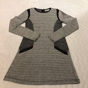 Abercrombie and Fitch Gray Sweater Dress