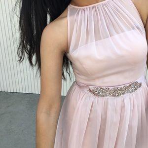 Adrianna Papell Halter Dress