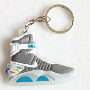 Other - NWT BACK TO THE FUTURE SNEAKER KEYCHAIN