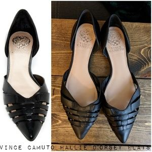 Vince Camuto - Hallie d'Orsey Woven Flats