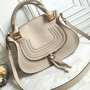 Chloe Marcie Shoulder Bag