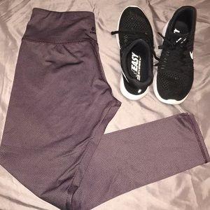 Rbx purple leggings