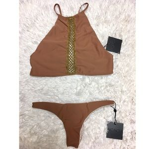 🌺🌴ACACIA Malibu Top bikini in Beach Babe 🏝 👙