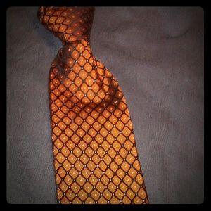 Roundtree&Yorke Silk Tie