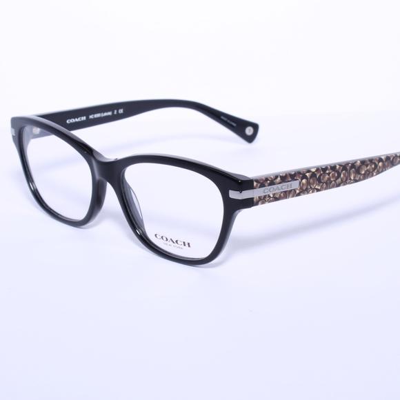 5771b6a93c Coach Accessories - Coach Eyeglasses - LAKOTA (F) LEGACY CAT EYE HC605