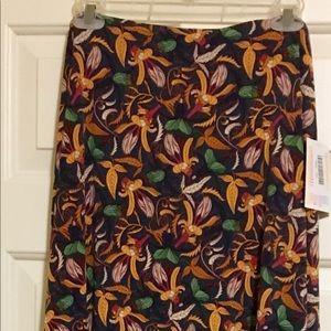 NWT Lularoe 2XL Maxi Skirt
