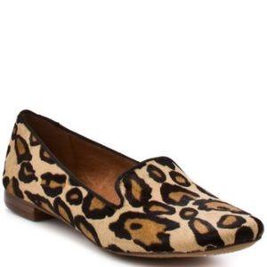 Sam Edelman Alvin Leopard Flats Loafers sz 7.5