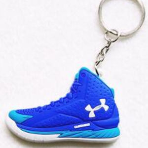 Other - NWT UNDER ARMOUR STEVE CURRY SNEAKER KEYCHAIN