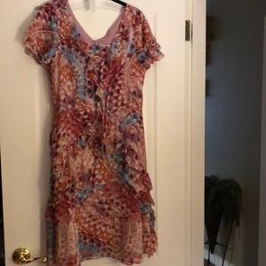 Sundance silk dress