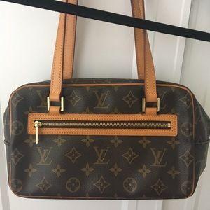 Auth LV Cite shoulder bag