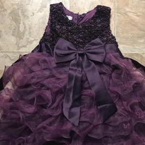 Other - Size 2t purple dress