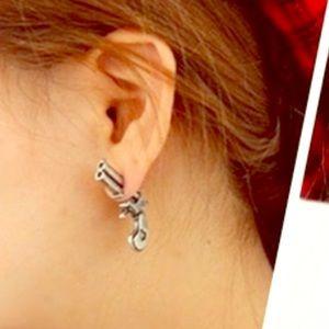 Fasion Gun earring