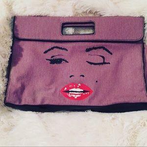 Betsey Johnson Marilyn Monroe Bag
