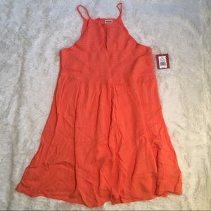 Mossimo Coral summer dress