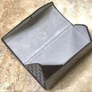 Gucci foldable Sunglasses Case