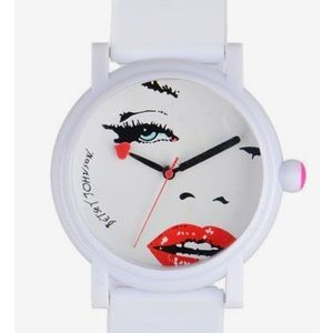 ❤️Betsey Johnson SOLDOUT Lots N Lots of time watch