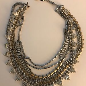 Stella and Dot Sutton Mixed Metal Necklace