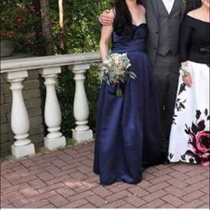 Davids Bridal Bridesmaid Dress Size 4