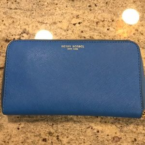 Henri Bendel West 57th Continental Wallet