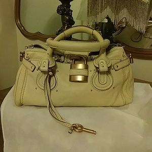 Authentic Chloe Paddington medium