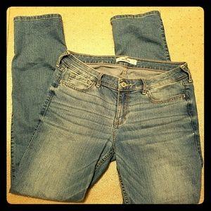Hollister 11r w30 l32 skinny leg jeans