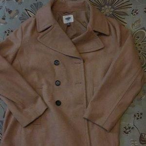 Old navy pea coat nwot