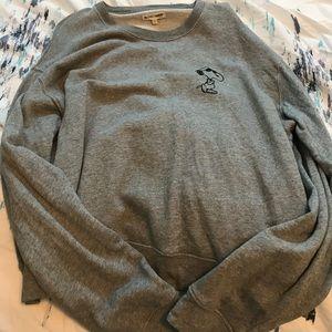 Madewell x Peanuts Sweatshirt