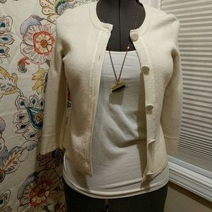 ADORABLE Ann Taylor LOFT cardigan.