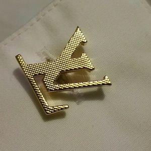 Other - Gold cufflinks