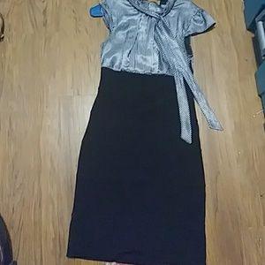 Buisness casual dress