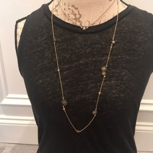 Banana Republic double necklace
