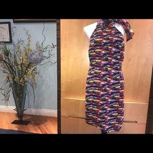 Brand new designer sleeveless dress