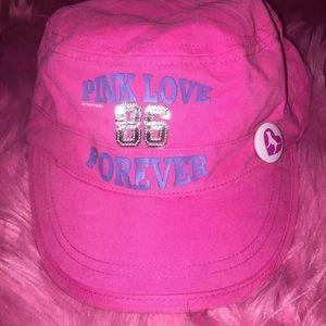 Victoria's Secret PINK Love Forever Ball Cap Hat