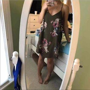 Free People floral dress 👌
