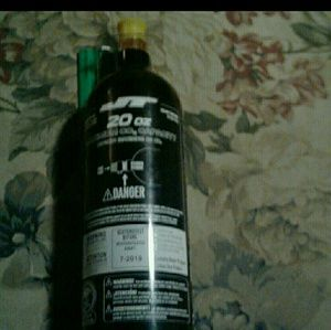Paintball gun co2 tankNWT for sale