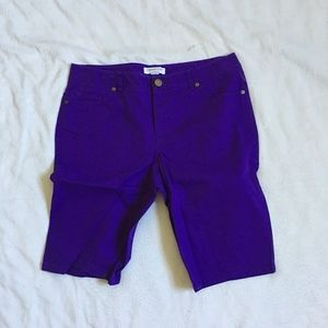 Coldwater Creek bermuda shorts