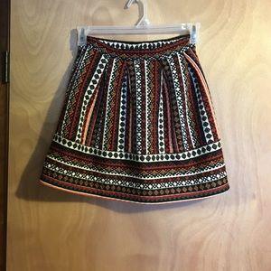 Xhilaration Boho Skirt
