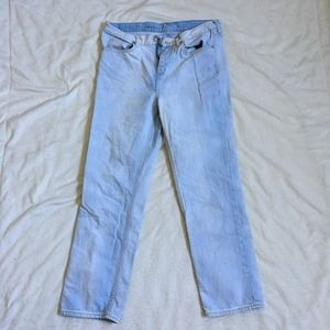COS Relaxed fit denim jeans