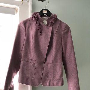 Brand New Banana republic wool jacket