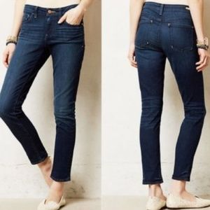 Pilcro and the Letterpress Stet Ankle Jeans Skinny