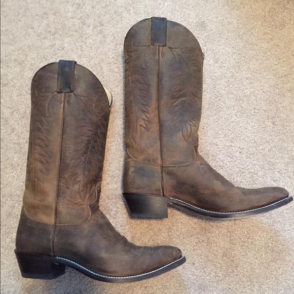 Justin Ladies Florica Bay Apache Boot