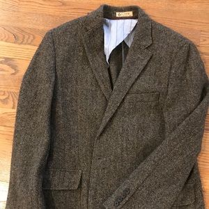 J. Crew tweed sport coat